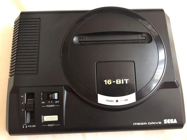 Sega Mega Drive Console Only, Spares Or Repair in Video Games & Consoles, Video Game Consoles | eBay