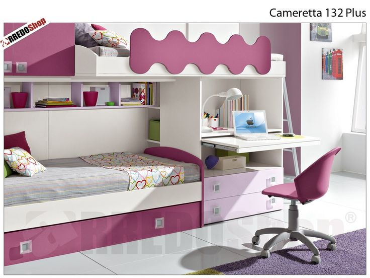 Cameretta viola ~ Cameretta mora gt le nostre camerette mora