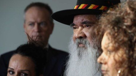 #OUTBACK #INDIGENOUS #SWD #GREEN2STAY Thankyou (Under 5 Min Video) Pat Dodson speaks on Closing The Gap
