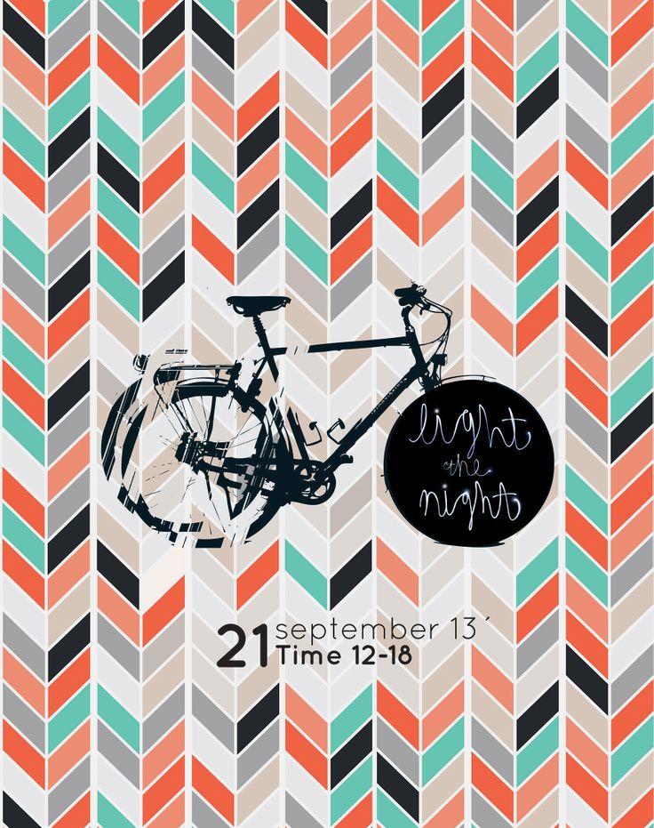 Light the Night //  Varaudu syksyn pimeisiin iltoihin ja tule koristelemaan pyöräsi ja varusteesi heijastavilla materiaaleilla! Työpajailun lisäksi tarjolla oli myös musiikkia Jan Wälchlin rakentaessa svengaavia kokonaisuuksia pienistä elementeistä liikkeelle lähtien. Tulevaisuudessa työpaja voisi valloittaa vaikka Kansalaistorin.   // Suunnittelijat Thanh Tam Huynh, Ringo Puurtinen, Floriane Ropars ja Weera Seppä