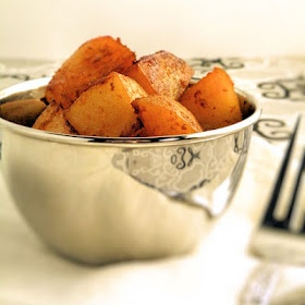 Chex Mix Roasted Potatoes