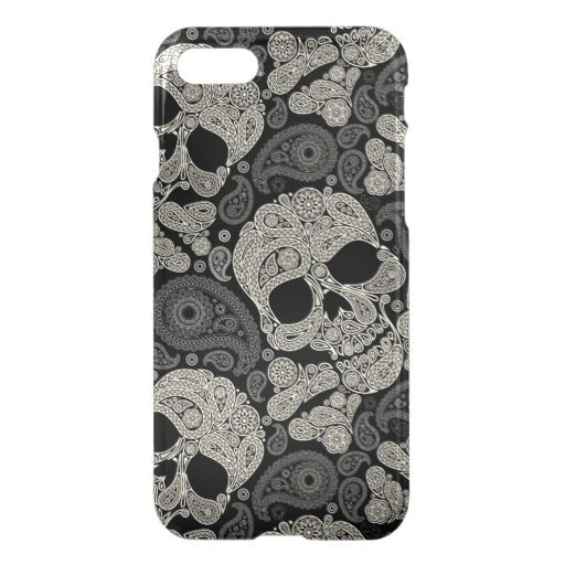 iphone 7 sugar skull case