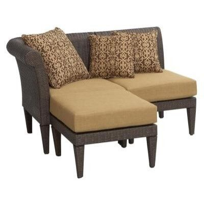 Martha Stewart Living Patio Furniture, Moreno Valley 3 Pc. Sectional Set, D... by Home Depot $699