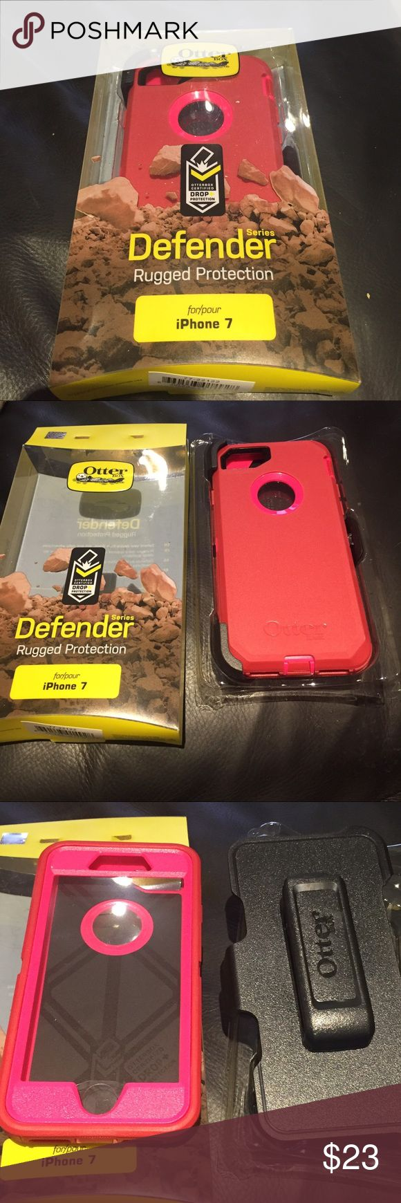OEM Otterbox defender case for iPhone 7 Otterbox defender case for iPhone 7, brand new in retail package OtterBox Accessories Phone Cases