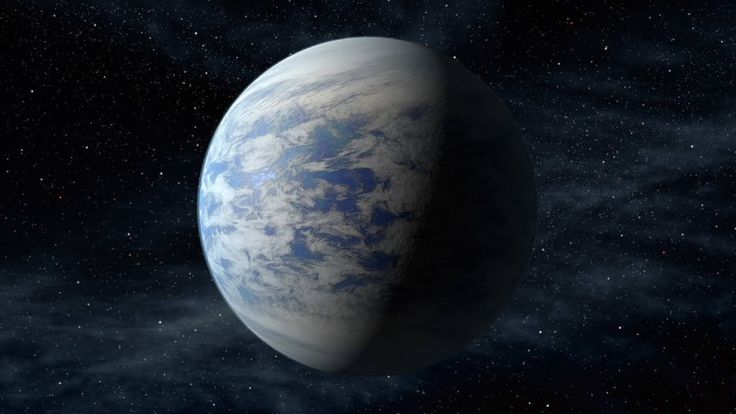 Habitable planets will mostly be covered in water, say researchers