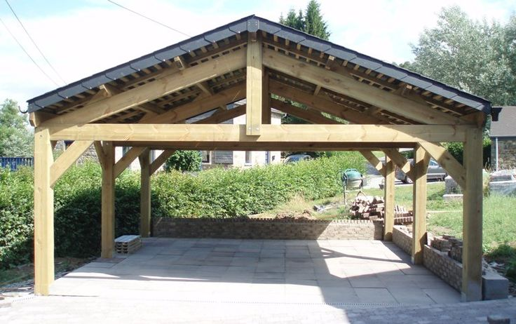 17 best images about carport ideas on pinterest carport for 4 car carport plans