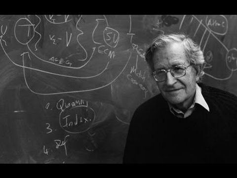 Education Is a System of Indoctrination of the Young - Noam Chomsky - YouTube