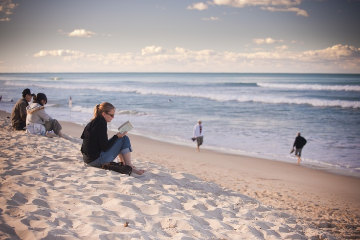 Spring is bringing warmer weather to Surfers Paradise, so why not head to the beach?