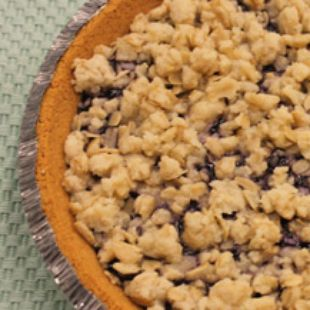 Berry Crumble: Enjoy the endless varieties Berry Crumbles with Duncan Hines Comstock® or Wilderness® Cherry, Blueberry, Blackberry, Strawberry, or Peach Fillings.