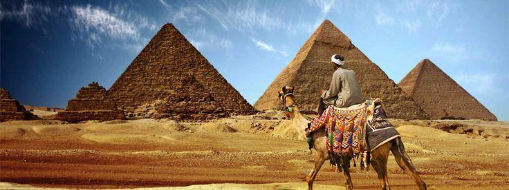 Viajes Egipto desde Madrid y Barcelona,  El Cairo y Crucero por el Nilo