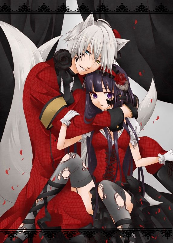 romance anime with master servant relationship
