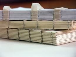 this is another example of a sketchbook binding