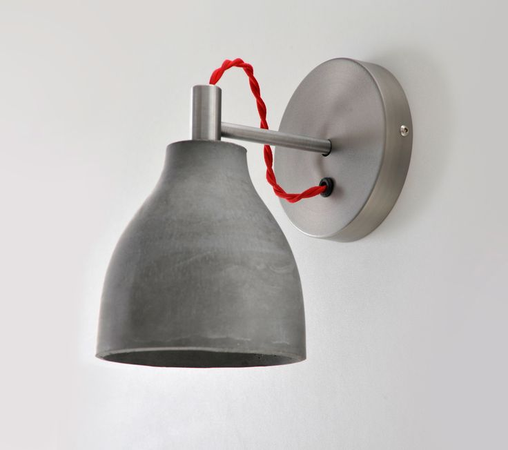 Heavy Wall Light designed by Benjamin Hubert