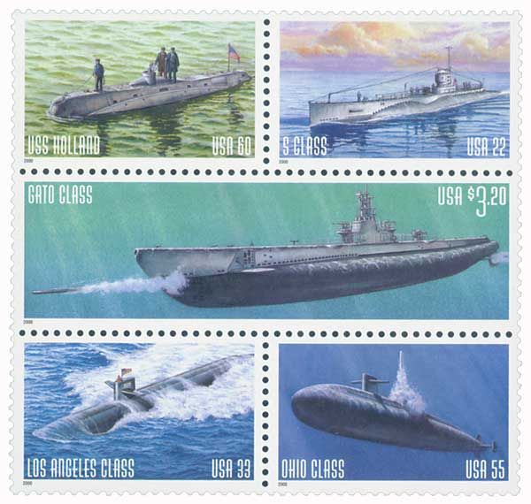 US Navy Submarines