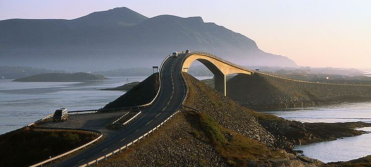 Riszky Nurseno: The Atlantic Road