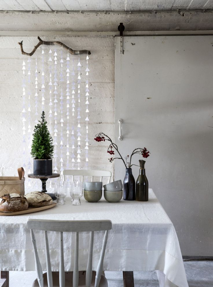 Askartele jouluksi – 3 ideaa moderniin kotiin