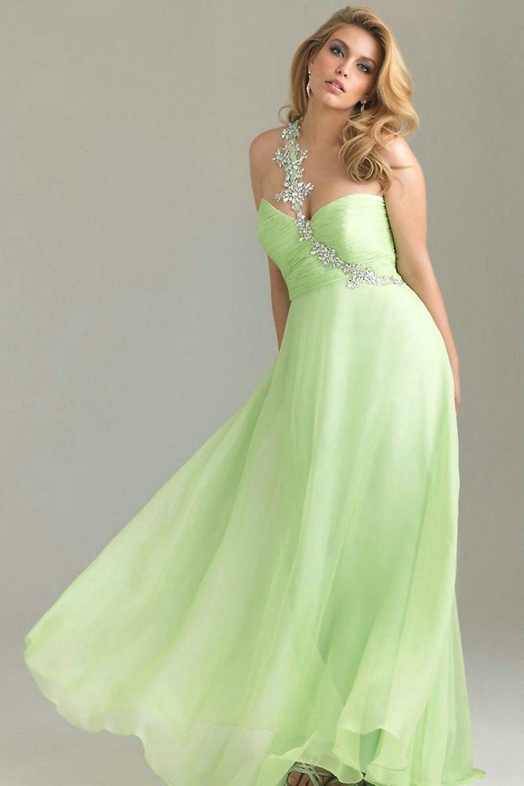 Lime Green Plus Size Black Bridesmaid Dresses Dress Images