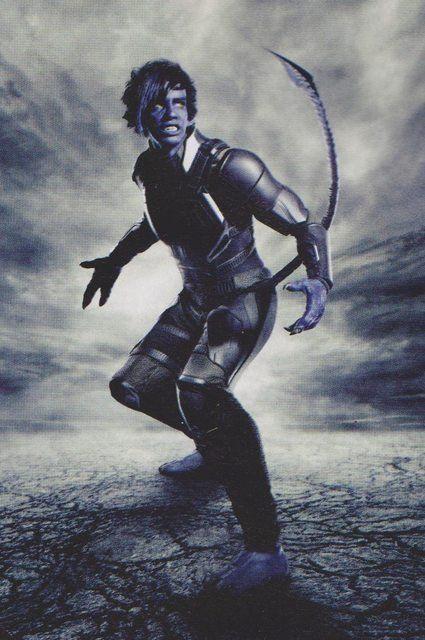 NIGHT CRAWLER | X-Men: Apocalypse (2016)