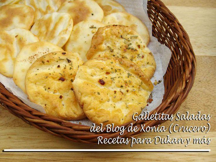 Galletitas Saladas de Aperitivo (Crucero) RECETA http://lasrecetasdexoniaparadukan.blogspot.com.es/2012/01/galletitas-saladas-dukan.html SUSCRIBETE a mi canal, es gratis http://www.youtube.com/subscription_center?add_user=mmb2412 Maria Martinez: Recetas para Dukan y más, en Video