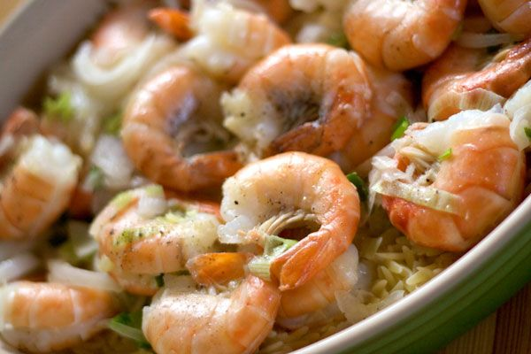 8 Super Easy Yet Sinfully Delicious Dinner Recipes for Two: Crazy-Simple Shrimp Scampi