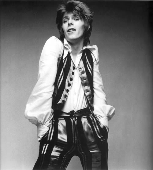 Bowie by David Bailey. Too fabulous for words.