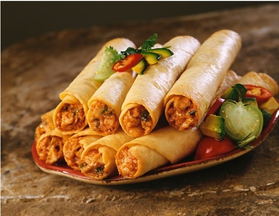 Chicken Boti Paratha Roll - Popular Pakistani Street Food