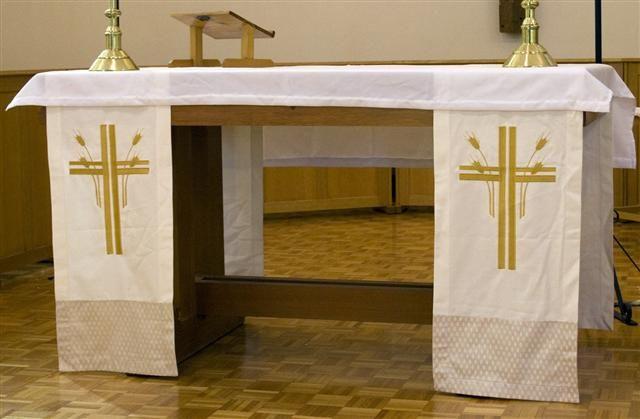 125 Best Altar Table Cloth Images On Pinterest Altar