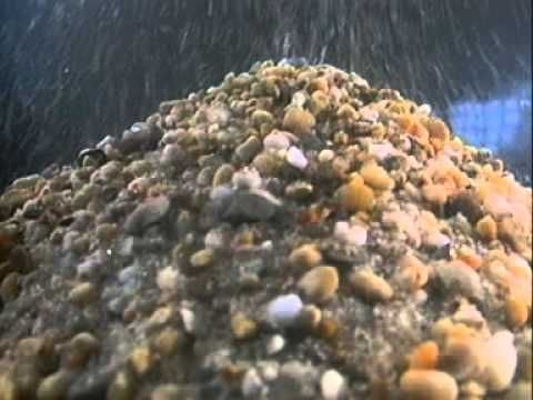 Sedimentary rock - formation under the sea - YouTube