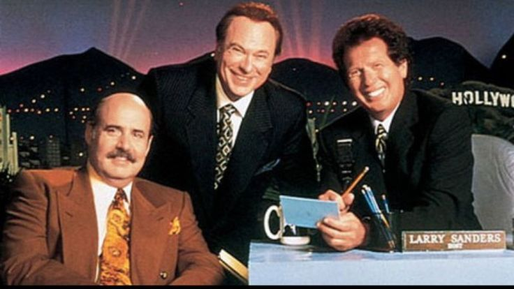 10 episodes that made The Larry Sanders Show one of the best comedies of the '90s · TV Club 10 · The A.V. Club