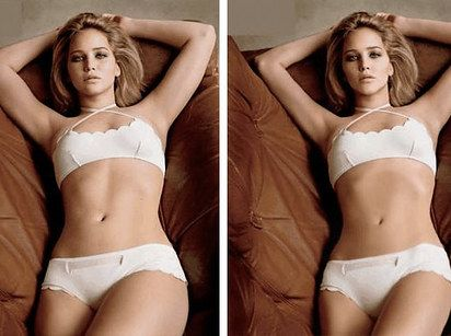 'The Most WTF Celebrity Photoshop Fails Of All Time' - Photoshopping is pathetic and ridiculous!