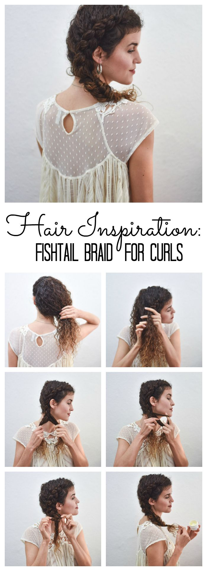 Best 25+ Easy curly hairstyles ideas on Pinterest | Naturally ...