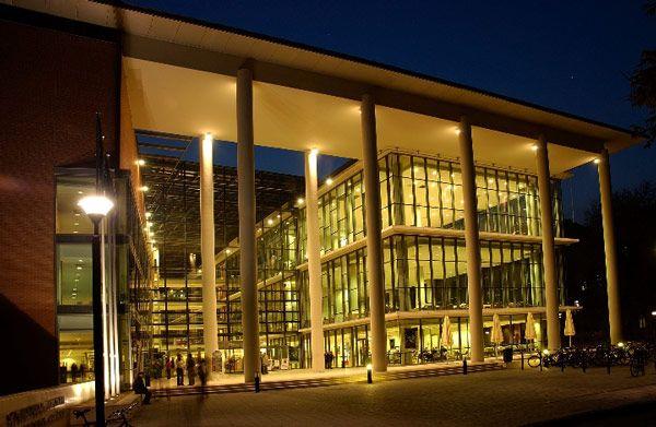 József Attila Study and Information Centre at the University of Szeged (Szeged, Hungary)