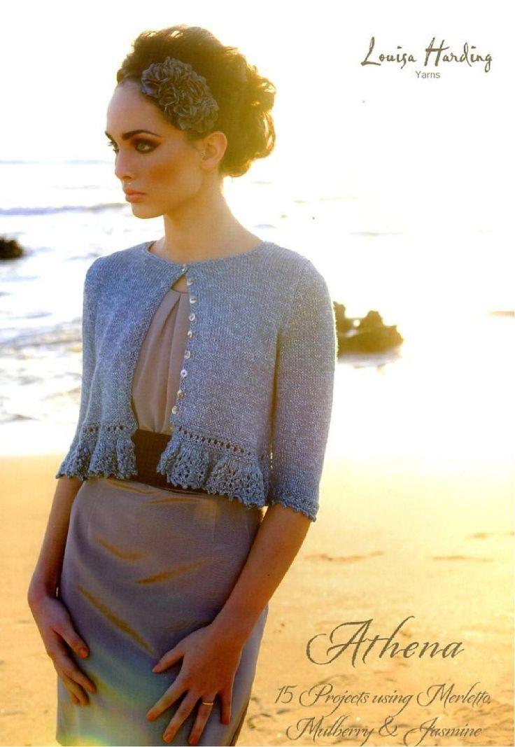 Athena  lousa harding knit  tricot