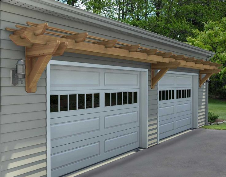 33 best Pergola-Garage and windows images on Pinterest ...