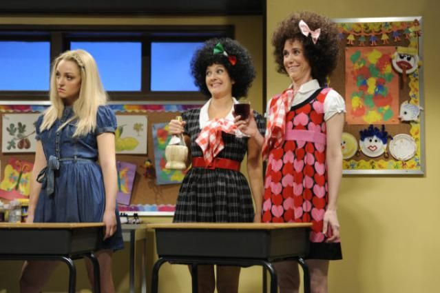 From Gilly to Kathie Lee: Kristen Wiig's 10 Best 'SNL' Roles: Gilly