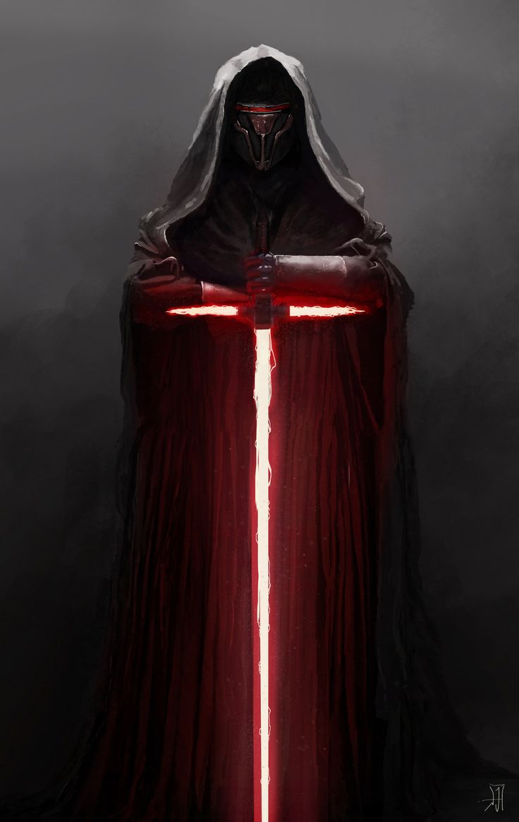 Villain - by Jakub Cervenka More The Force Awakens fan art here