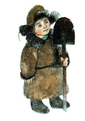 .Иллюстратор Александр Кошкин.Автор Павел Бажов.Страна ...