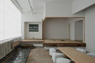 Hiroshi Sugimoto /杉本博司 : 茶室「今冥土」(ニューヨーク)
