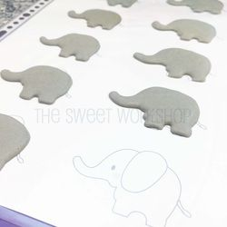 Royal Icing Transfers www.sweetworkshop.com https://www.facebook.com/thesweetworkshop