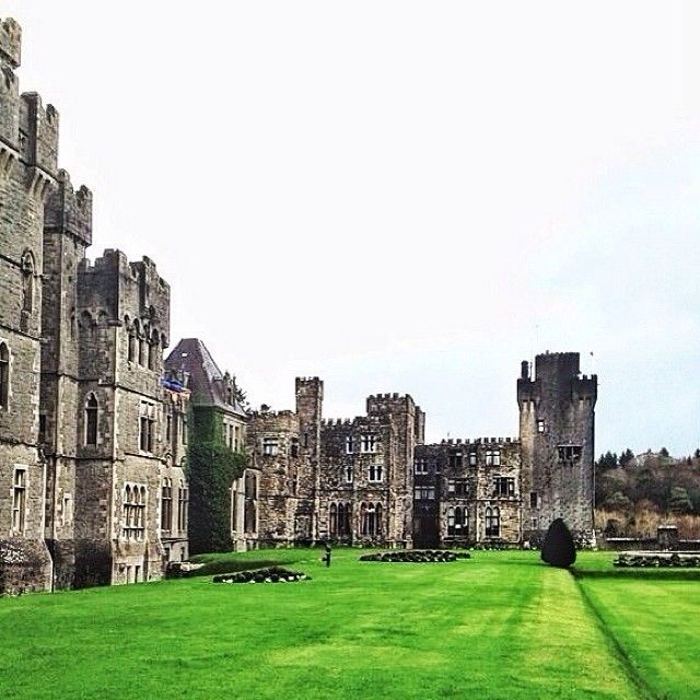 Ashford Castle Wedding: 22 Best Images About Christmas At Ashford Castle On