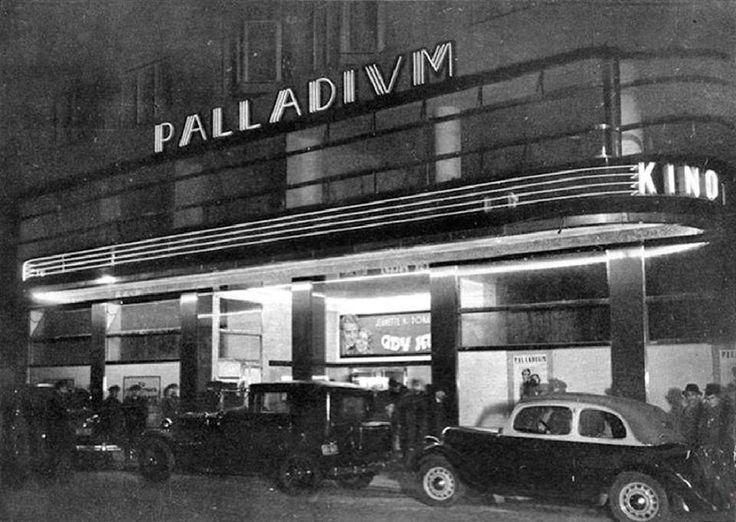 "kino""Palladium""  fot. przed 1939r., źr. fotopolska.eu"