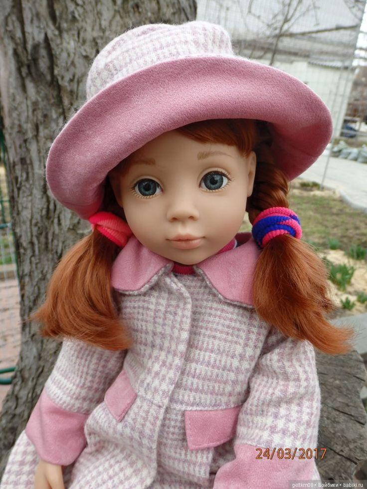 Моя сбывшаяся мечта, или чудо из рук хорошего человека / Куклы Gotz - коллекционные и игровые Готц / Бэйбики. Куклы фото. Одежда для кукол