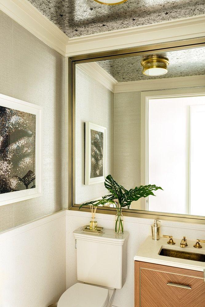 Alderly Small Flush Mount Brown Bathroom Decor Diy Bathroom