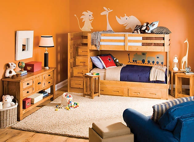 Cut The Clutter: The Kidu0027s Bedroom Edition | Fun And Functional | Raymour  And Flanigan Furniture Design Center #RaymourAndFlanigan | Pinterest | Kid  ...