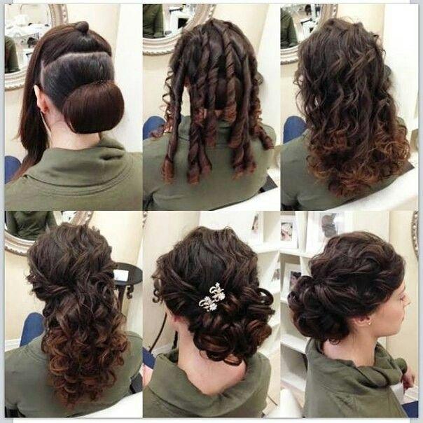 Содержание статьи: вечерние прически на длинные волосы.