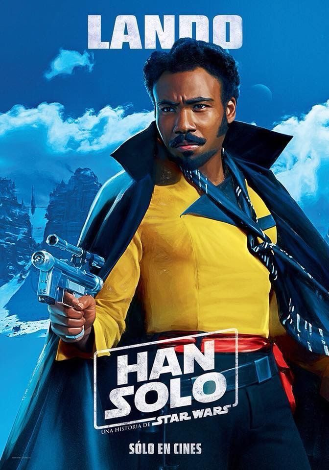 Image result for Glover solo