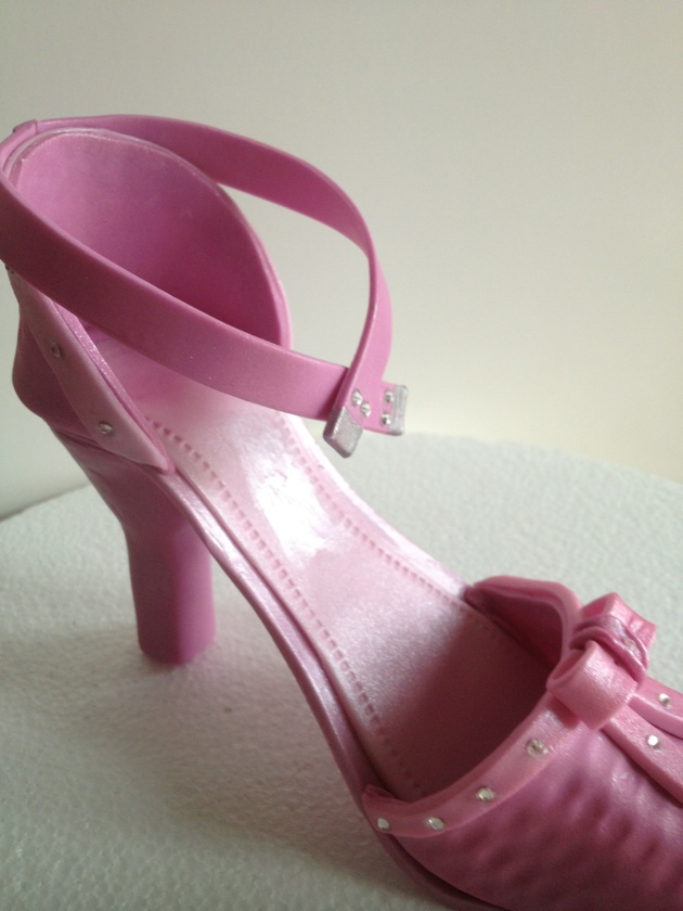 Fondant shoe |Pinned from PinTo for iPad|