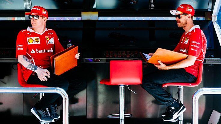 """Russian Grand Prix - """"Focusing on every single step""""   Scuderia Ferrari"""