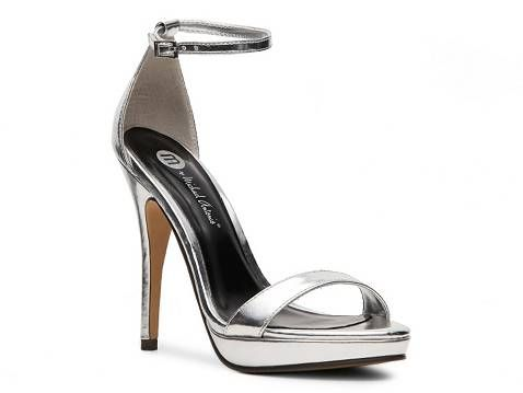 This shoe comes in a couple of different colours - for the maids :)