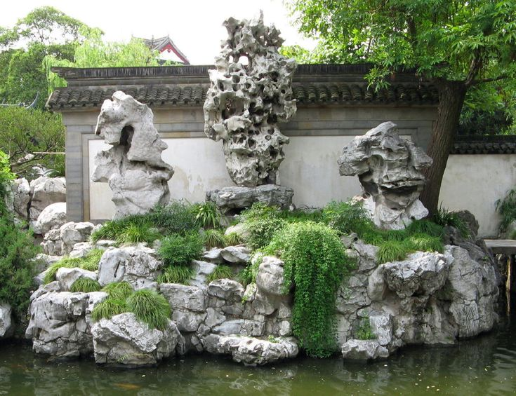 30 best chinese garden images on Pinterest Chinese garden - chinese garden design